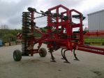 Tillage tools with prongs HORSCH TERRANO 6 FX