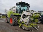 Pneumatic silo loader CLAAS JAGUAR850T4I